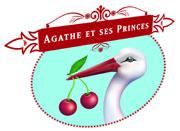 Logo Agathe et ses princes
